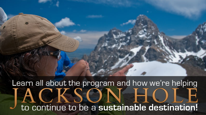 Making Jackson Hole a Sustainable Destination
