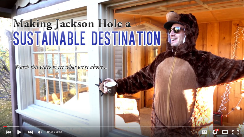 Sustainability Destination Video